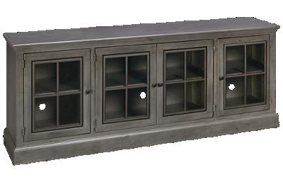 "Aspen Churchill 84"" Console With 4 Doors"