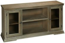 """Aspen Canyon Creek 55"""" Console with Doors"""