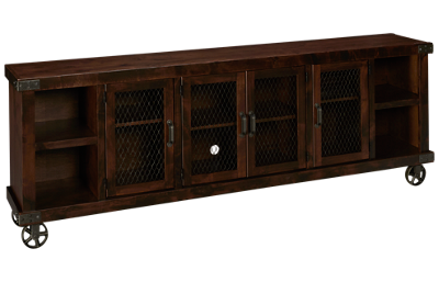 "Aspen Industrial 96"" Console"