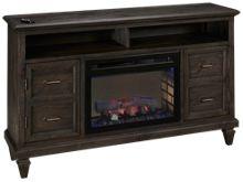 Dimplex Solomon Fireplace Media Console