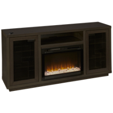 Dimplex Swayze Fireplace Media Console with Firebox