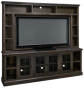 "Aspen Churchill 96"" Console and Hutch"