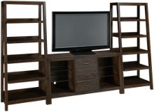 Riverside Promenade 3 Piece Entertainment Center