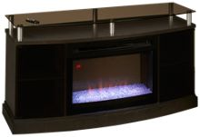 Dimplex Windham Fireplace Media Console with Embers