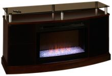Dimplex Windham Media Console Fireplace with Embers