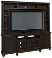 "Aspen Oxford 86"" Console and Hutch"