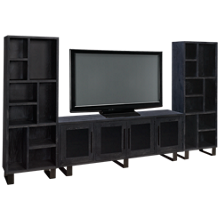 Aspen Cityscape 3 Piece Wall Unit