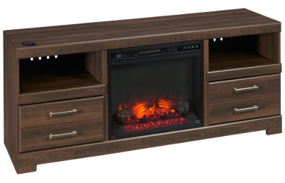 Ashley Frantin Fireplace