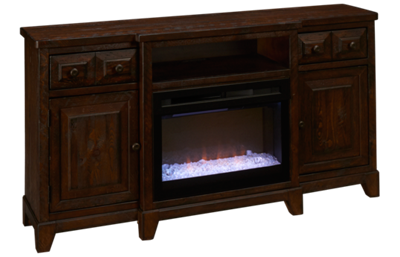 Dimplex Heinrich Fireplace Media Console with Remote
