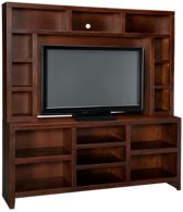 Aspen   Essentials Lifestyles Lifestyle Console And Hutch
