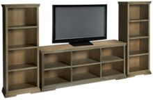 Aspen Canyon Creek 3 Piece Entertainment Center