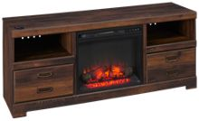 Ashley Quinden Fireplace