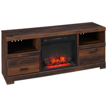 Ashley Quinden Fireplace
