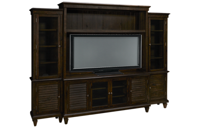 Magnussen Calistoga 4 Piece Entertainment Center