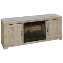 Ashley Bellaby Fireplace TV Stand