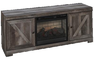 Ashley Wynnlow Fireplace TV Stand