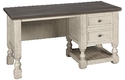 International Furniture Direct Stone Desk