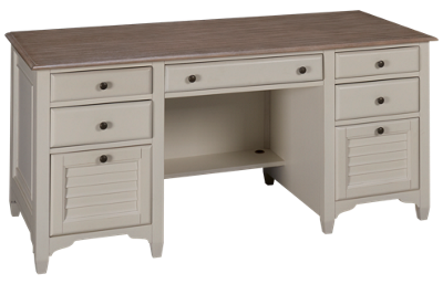 Riverside Myra Executive Desk