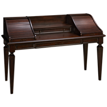 Aspen Grand Classic Roll Top Writing Desk