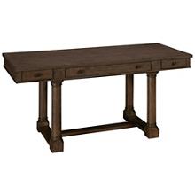 Hekman Lincoln Trestle Base Writing Desk