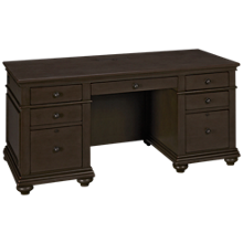 "Aspen Oxford 66"" Executive Desk"