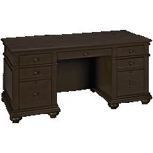 """Aspen Oxford 66"""" Executive Desk"""