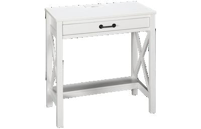 Jofran Hobson 1 Drawer Desk