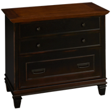 Martin Furniture Hartford Lateral File
