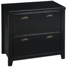 Martin Furniture Tribeca Loft Lateral File Cabinet