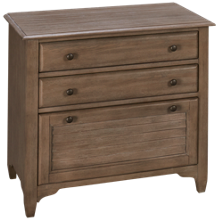 Riverside Myra Lateral File Cabinet