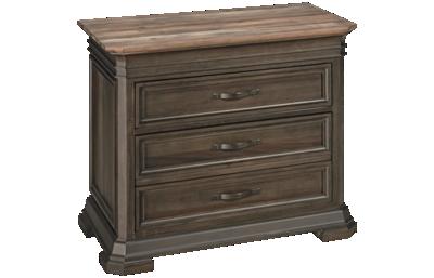 Martin Furniture Sonoma 2 Drawer Lateral File