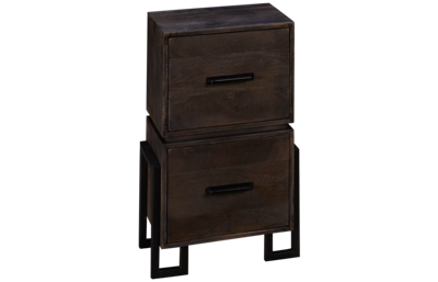 Hekman Loft 2 Drawer File Cabinet