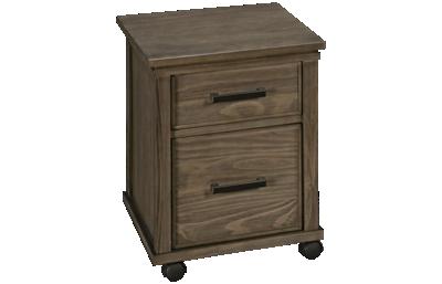 A America Glacier Point 2 Drawer File Cabinet