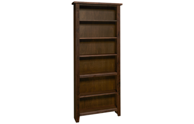 """Aspen Alder Grove 84"""" Bookcase"""
