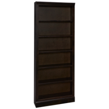 """Aspen Churchill 84"""" Bookcase"""