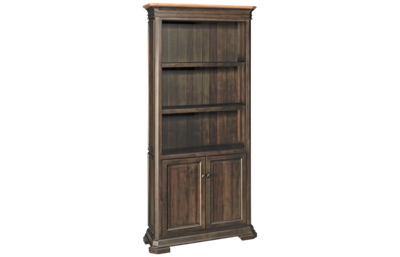 Martin Furniture Sonoma Bookcase with 2 Lower Doors