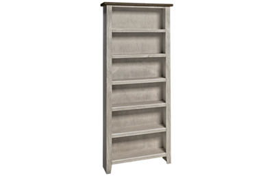 "Aspen Eastport 84"" Bookcase"