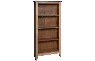International Furniture Direct Multicolor Bookcase