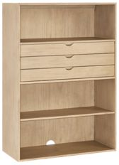 Magnolia Home Era 3 Drawer Hutch