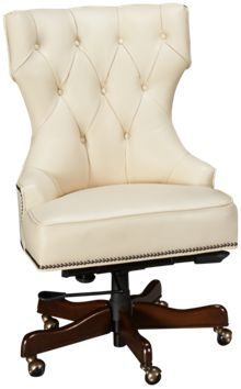 Hooker Furniture Leather Office Chair