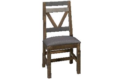 International Furniture Direct Loft Brown Chair