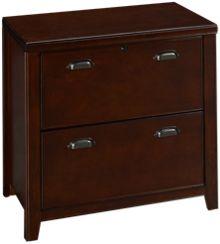 Martin Furniture Tribeca Cherry Lateral File Cabinet