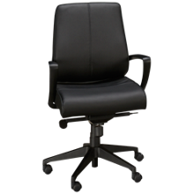 Eurotech Euro Leather Office Chair