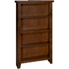 """Aspen Alder Grove 60"""" Bookcase"""
