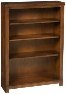 "Aspen   Cambridge 48"" Bookcase"