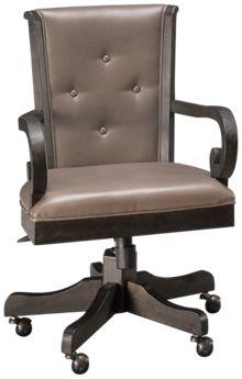 Magnussen Bellamy Upholstered Desk Chair