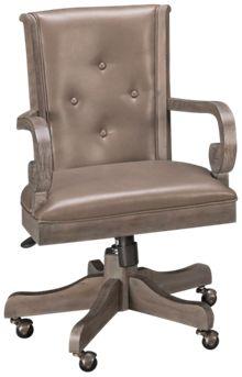 Magnussen Tinley Park Upholstered Desk Chair