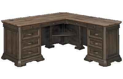 Martin Furniture Sonoma L Desk