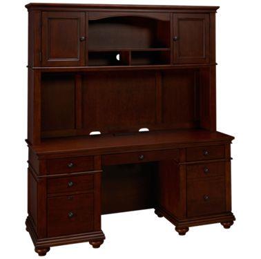 Aspen Oxford Aspen Oxford Credenza And Hutch Jordan S Furniture