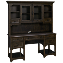 Magnussen Bellamy Desk with Hutch